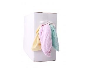 Chiffons de couleurs claires (5 kilos)