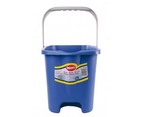 Seau rectangulaire 14 litres avec essoreur